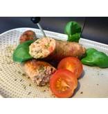 Italia Griller - Ruccola - Parmesan - Tomaten