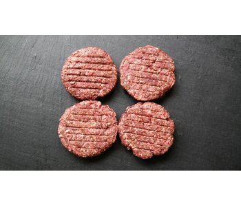 DRY AGED BURGER PATTIES
