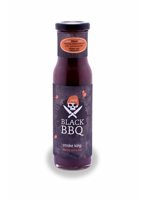 Black BBQ texas style