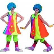 Clowns jurk Big Mamma