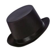Hoge hoed satijn luxe