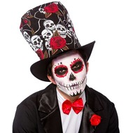 Hoge hoed day of death luxe