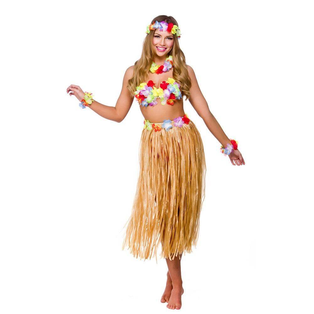 Party Kleding Dames.Hawaii Party Kleding Dames