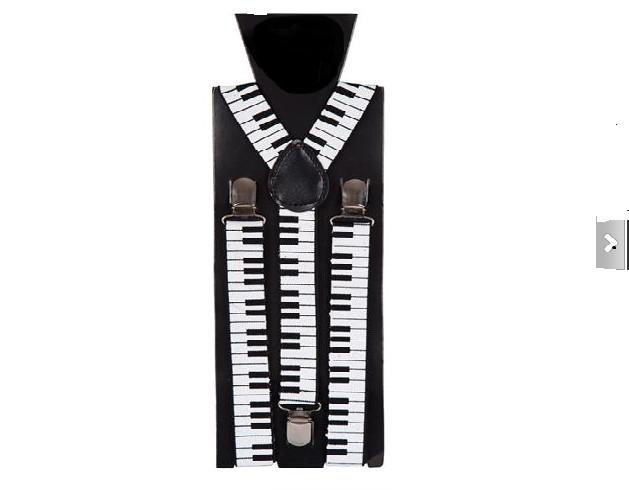 Luxe piano bretels
