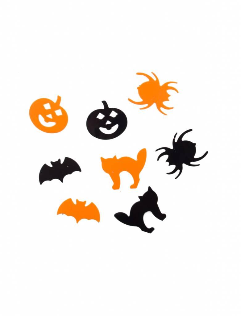 Leuke decoratieve Halloween confetti