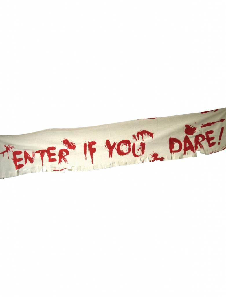 Decoratieve Halloween banner