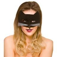 Katten oog masker