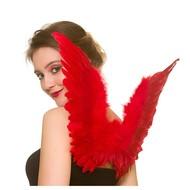 Rode veren vleugels