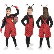 Lieveheersbeestje meisjes overall