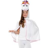 Unicorn cape kinderen