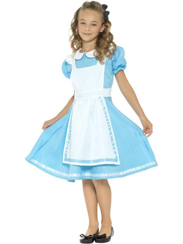 Alice in sprookjesland pak meiden