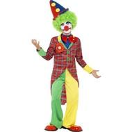 Clown kostuum Stan