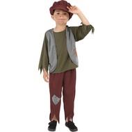 Victoriaanse  kleine jongen kostuum
