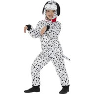 Honden pak Dalmatiër kinderen