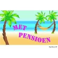Vlag met pensioen