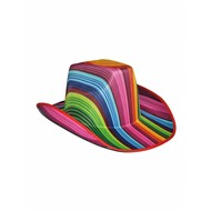 Cowboy hoed regenboog