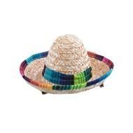 Rotan Mexican sombrero mini