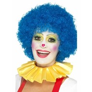Gele rimpelkraag clown