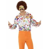 Hippie shirt Ethan heren