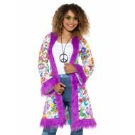 Hippie jas Zoe dames
