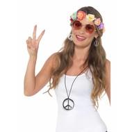 Hippie Festival verkleed set