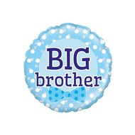 Folie ballon tekst Big Brother 45.7cm