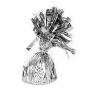 Ballongewichtje zilver 140 gram Ø6cm