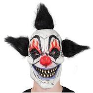 Gekke killer clown masker