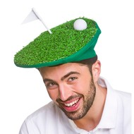 Grappige golf pet Sven