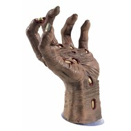 Deco rottende zombie hand