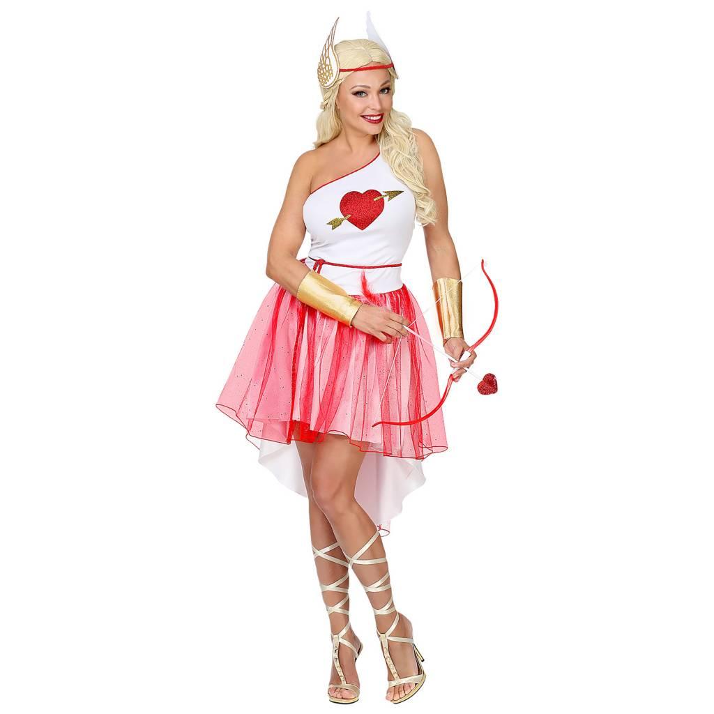 Leuk Cupido kostuum voor dames