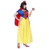 Sprookjesboek jurk prinses
