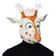 Masker giraffe met grote ogen