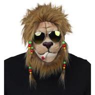 Ruig masker rasta leeuw Berry