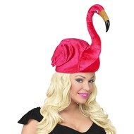 Flamingo hoed