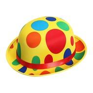 Bolhoed clown Billy met noppen