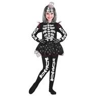 Skelet jurkje Britt meisje