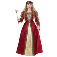 Middeleeuws kostuum prinses Helena kinderen