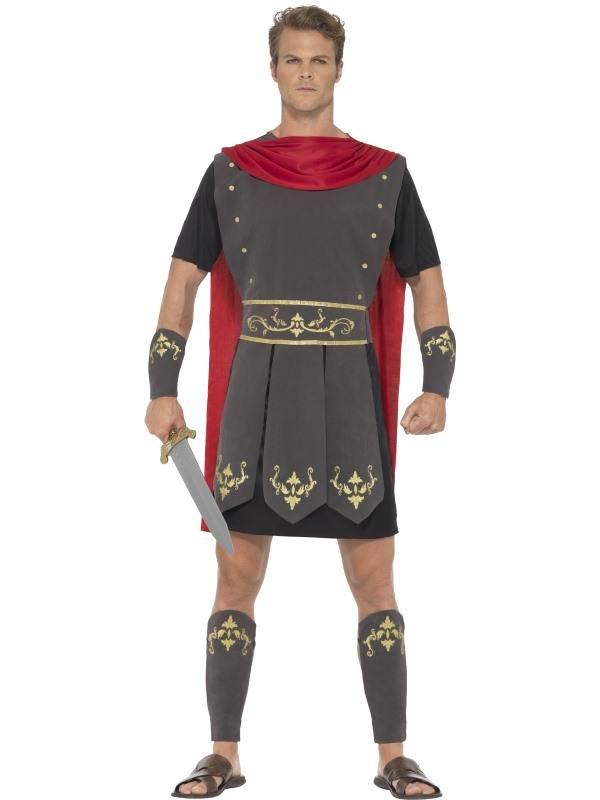 Romeins gladiator kostuum Maurice heren