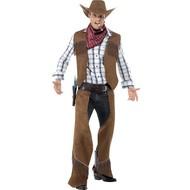 Cowboy pak Willem heren