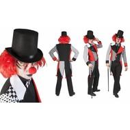 Clownspak Jester Harley heren