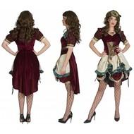 Steampunk pak Victoria dames