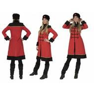 Russisch kozakken pak Tisha dames
