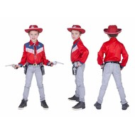 Cowboy shirt Boy jongens