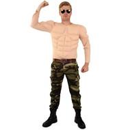 Body builder shirt heren