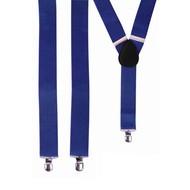 Bretel blauw