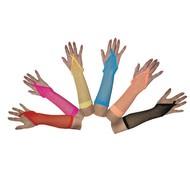 Zwarte nethandschoenen handschoenen