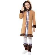 Eskimo meisje kostuum Ella meiden