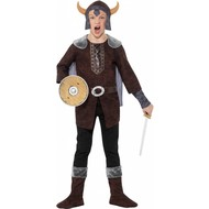 Viking jongen kostuum Lars
