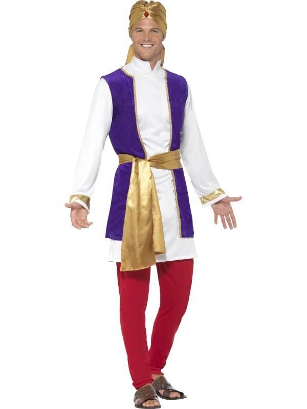 Mooi Arabische Prins Souad kostuum